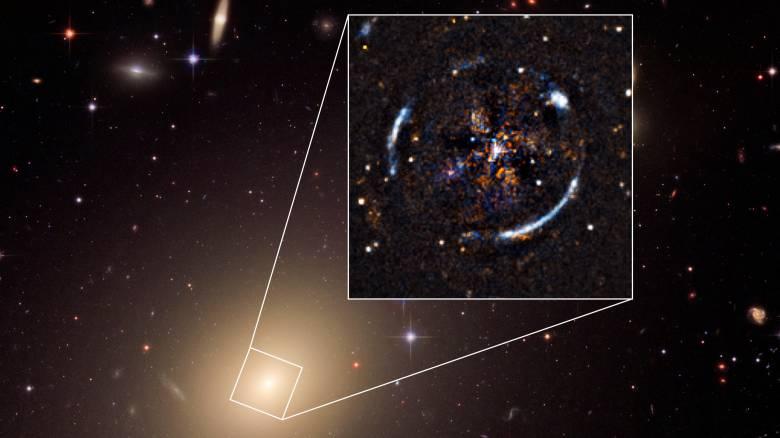 Η θεωρία της σχετικότητας του Αϊνστάιν επιβεβαιώθηκε και σε άλλο γαλαξία