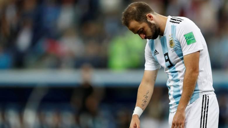 Παγκόσμιο Κύπελλο 2018: Οι πιο βαριές ήττες και τα αρνητικά ρεκόρ της Αργεντινής