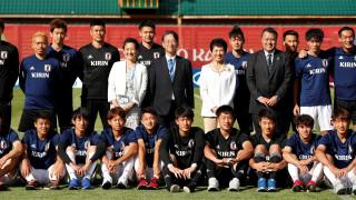Παγκόσμιο Κύπελλο 2018: Μια πριγκίπισσα στην προπόνηση της εθνικής Ιαπωνίας