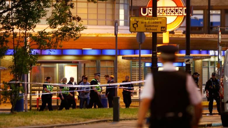 Λονδίνο: Εκκενώθηκε σιδηροδρομικός σταθμός μετά από αναφορές για βόμβα