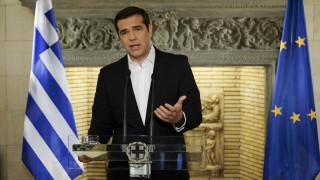 Αναμένεται διάγγελμα Τσίπρα για την ιστορική συμφωνία για το χρέος