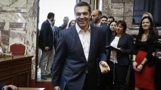 Έκτακτη συνεδρίαση Κοινοβουλευτικής Ομάδας ΣΥΡΙΖΑ το απόγευμα - Ανοικτή ομιλία Τσίπρα