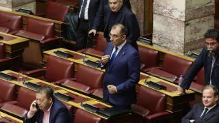 Δ. Καμμένος: Ζητά από τη Βουλή την εξουσιοδότηση Τσίπρα σε Κοτζιά για τη συμφωνία των Πρεσπών
