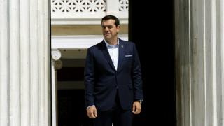 Ομιλία Τσίπρα στις Κ.Ο. ΣΥΡΙΖΑ και ΑΝΕΛ στο Ζάππειο