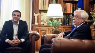 Τσίπρας σε Παυλόπουλο: H 21η Ιουνίου είναι μια ιστορική μέρα για την Ευρώπη