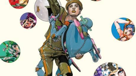 Jojo's: μετά το Λούβρο τα manga του Χιροχίτο Αράκι κατακτούν το Τόκιο