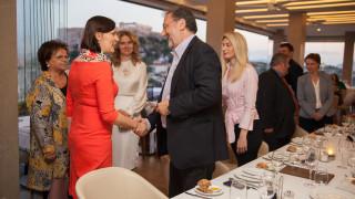 Ενίσχυση της ελληνοουκρανικής φιλίας με τη συμβολή του Ιδρύματος Μπούμπουρα