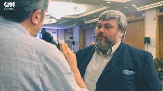 Έρικ Πάρκς: Ευκαιρίες για επενδύσεις σε startups