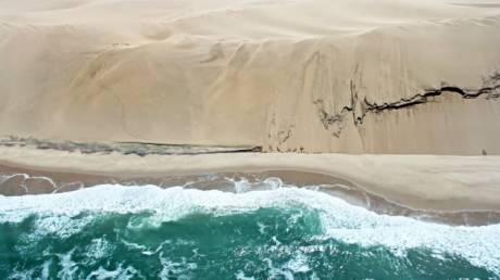 Ακτή των Σκελετών: Ταξίδι στις «Πύλες της Κολάσεως»
