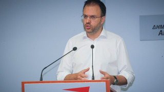 Σκληρή ανακοίνωση Θεοχαρόπουλου για την ομιλία Τσίπρα