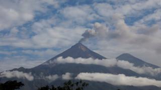 Απίστευτο βίντεο από την έκρηξη του ηφαιστείου La Cumbre στα νησιά Γκαλαπάγκος