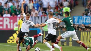 Παγκόσμιο Κύπελλο Ποδοσφαίρου 2018: «Τελικός» για Γερμανία