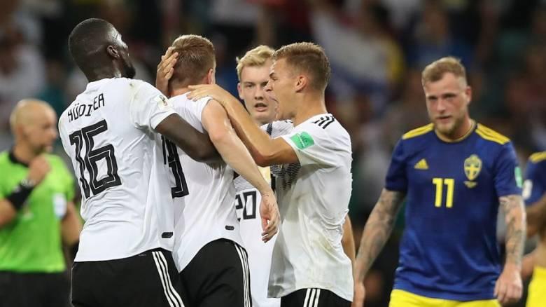 Παγκόσμιο Κύπελλο Ποδοσφαίρου 2018: Στο τέλος… κερδίζουν οι Γερμανοί