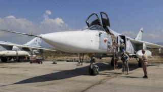 Ρωσικά αεροσκάφη εξαπέλυσαν επιδρομές για πρώτη φορά στη Συρία μετά από τη συμφωνία εκεχειρίας
