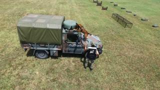 Άσκηση με στρατιωτικούς σκύλους για πρώτη φορά στις Ένοπλες Δυνάμεις