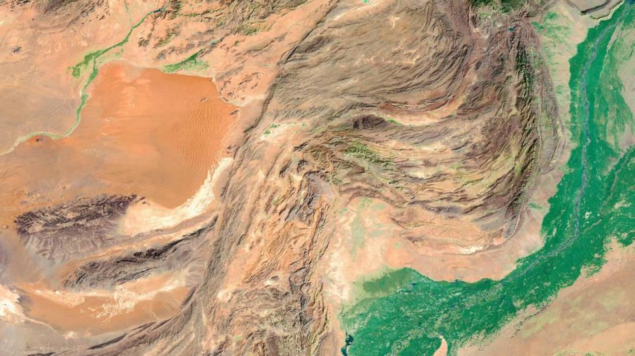 Σήμα κινδύνου για την ερημοποίηση του πλανήτη μας