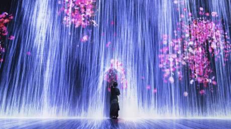 Τόκιο: Ξενάγηση στο πρώτο μουσείο ψηφιακής τέχνης