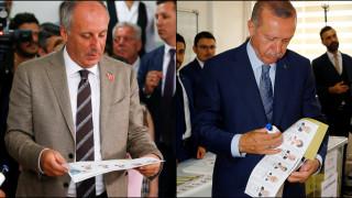 Τουρκικές εκλογές: Έκλεισαν οι κάλπες, ξεκίνησε η καταμέτρηση