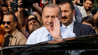 Εκλογές Τουρκία: «Είναι πολύ νωρίς για να πούμε οτιδήποτε» είπε ο Ερντογάν