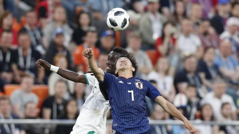 Παγκόσμιο Κύπελλο Ποδοσφαίρου 2018: Ισοπαλία για Σενεγάλη και Ιαπωνία