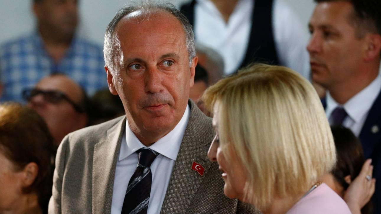 Εκλογές Τουρκία: Καταγγελίες Ιντζέ για την καταμέτρηση των ψήφων