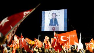 Ερντογάν: Ο λαός με εμπιστεύτηκε - Θα επικεντρωθούμε στο μέλλον της χώρας μας