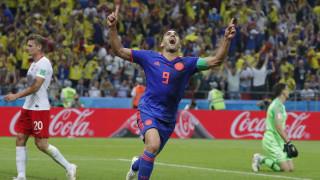 Παγκόσμιο Κύπελλο Ποδοσφαίρου 2018: «Ζωντανή» η Κολομβία, απέκλεισε την Πολωνία (vid)