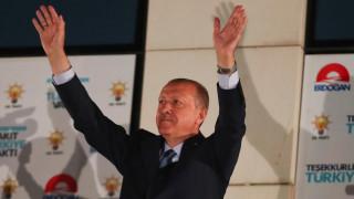 Εκλογές Τουρκία - Ερντογάν: Ο στρατός θα συνεχίσει να «απελευθερώνει» συριακά εδάφη