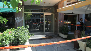 Επίθεση με γκαζάκια έξω από πολυκατοικία στην Καλαμαριά