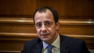 Χριστοδουλίδης: Ελπίζω οι εξελίξεις στην Τουρκία να μην οδηγήσουν σε σκληρότερη στάση στο Κυπριακό