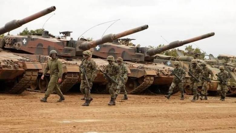Οι δαπάνες για την Άμυνα στην ΕΕ - Η θέση της Ελλάδας