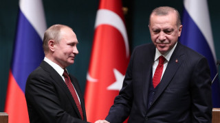 Εκλογές Τουρκία: Συγχαρητήρια Πούτιν στον Ερντογάν για τη νίκη