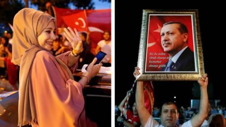 Τουρκικές εκλογές: Τρία συμπεράσματα από τη μεγάλη βραδιά του Ερντογάν