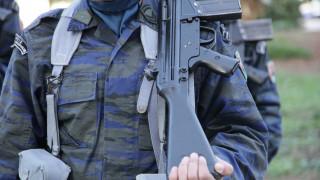 Πυροβολισμοί σε στρατόπεδο στην Κρήτη