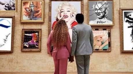Μάθε από μένα: η Μαντόνα απαντάει στους Beyonce & Jay-Z για το Λούβρο