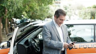 Στάθμευση στην Αθήνα μέσω app