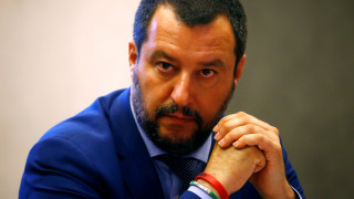 «Όχι» Σαλβίνι σε νέα hotspots στην επικράτεια της Ιταλίας