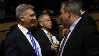 Καμμένος: Επιθετικές συμπεριφορές στην Αν. Μεσόγειο απειλούν την ευρωπαϊκή σταθερότητα