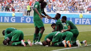 Παγκόσμιο Κύπελλο Ποδοσφαίρου 2018: Αντίο με νίκη η Σαουδική Αραβία