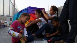 ΗΠΑ: Ο στρατός ετοιμάζεται να στεγάσει μετανάστες σε δύο βάσεις στο Τέξας