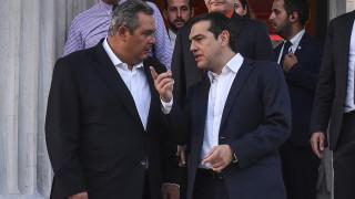Σολομώντειες λύσεις για τη συγκυβέρνηση Τσίπρα - Καμμένου