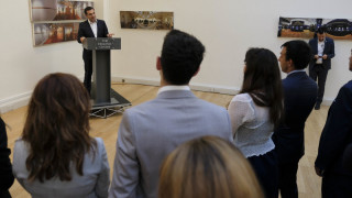 Tσίπρας: Η Ελλάδα μπορεί να αναδειχθεί σε χώρα - σταθμό για την επιστημονική έρευνα
