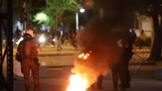 Πέντε συλλήψεις για τα σοβαρά επεισόδια στη Θεσσαλονίκη