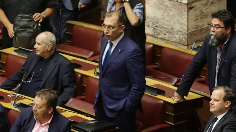 Δ. Καμμένος: Τσίπρας και Καμμένος έχουν συνεννοηθεί να ρίξουν την κυβέρνηση