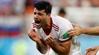 Παγκόσμιο Κύπελλο Ποδοσφαίρου 2018: Οι λυγμοί και τα δάκρυα του Ταρεμί μετά τον αποκλεισμό