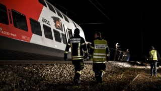 Εκτροχιασμός τρένου στην Αυστρία: Τρεις σοβαρά τραυματίες