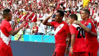 Παγκόσμιο Κύπελλο Ποδοσφαίρου 2018: «Αντίο» με ψηλά το κεφάλι το Περού