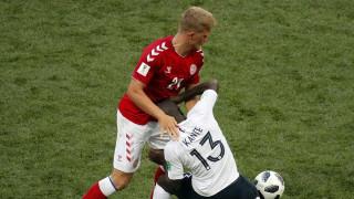 Παγκόσμιο Κύπελλο Ποδοσφαίρου 2018: Έμειναν στο «μηδέν» Γαλλία και Δανία