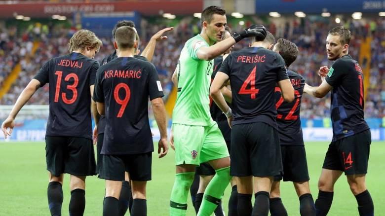 Παγκόσμιο Κύπελλο Ποδοσφαίρου 2018: Απόλυτη η Κροατία