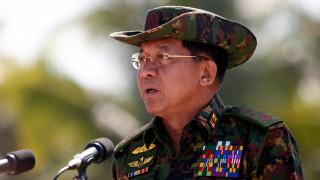 Διεθνής Αμνηστία: Nα παραπεμφθεί σε δίκη ο επικεφαλής του στρατού της Μιανμάρ